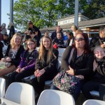 001 Essex County Cricket Club  THE HAKA 13th May 2015
