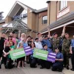 001 Meadows After Schools Club Cheque presentation July 2013