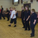 001 Salsa with Sarah 30th August 2012