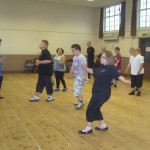 002 Salsa with Sarah 30th August 2012