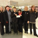 002 Waitrose Cheque Presentation April 2013