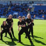004 Colchester FC  THE HAKA  18th April 2015