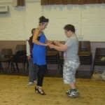 004 Salsa with Sarah 30th August 2012
