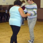 007 Salsa with Sarah 30th August 2012