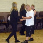 008 Salsa with Sarah 30th August 2012