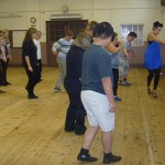009 Salsa with Sarah 30th August 2012