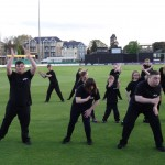 010 Essex County Cricket Club  THE HAKA 13th May 2015