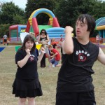 010 Larkrise Primary School Fete 11th July 2010