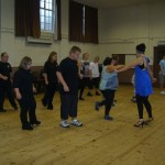010 Salsa with Sarah 30th August 2012