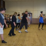011 Salsa with Sarah 30th August 2012