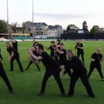 012 Essex County Cricket Club  THE HAKA 13th May 2015