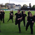 013 Essex County Cricket Club  THE HAKA 13th May 2015