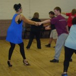 013 Salsa with Sarah 30th August 2012