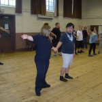 016 Salsa with Sarah 30th August 2012