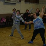 020 Salsa with Sarah 30th August 2012