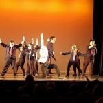 001 Dance 21 Seniors Civic Springblast Show 21st March 2016